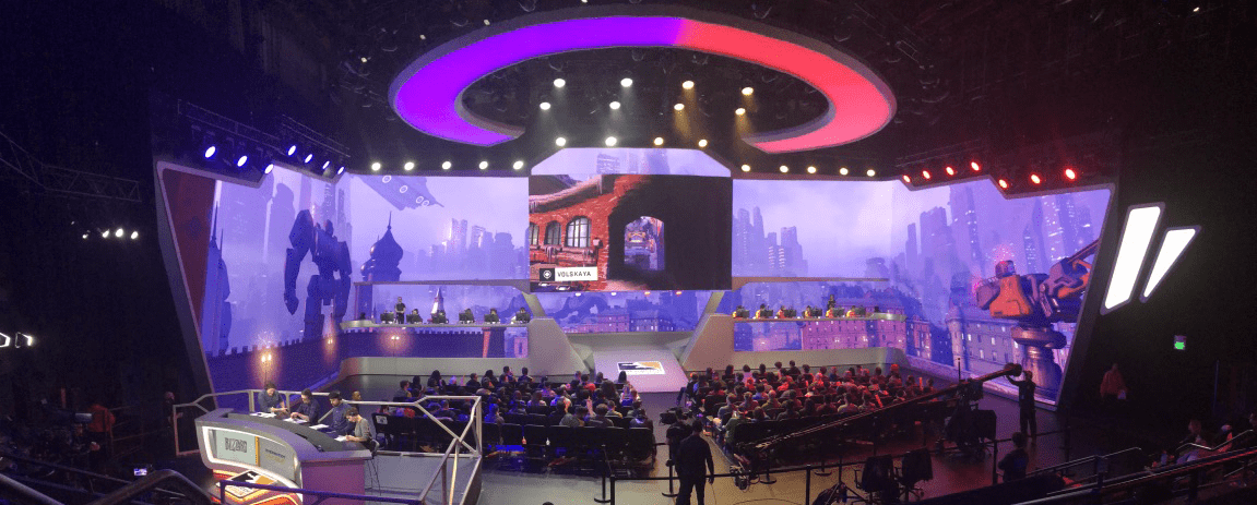 E-Sports Arenas: Are Video Games the Next Great Urban
