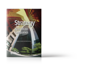 Strategy for Real Estate Companies Book by RCLCO