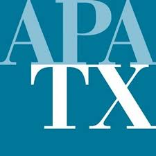 Logo for the American Planning Association Texas Chapter
