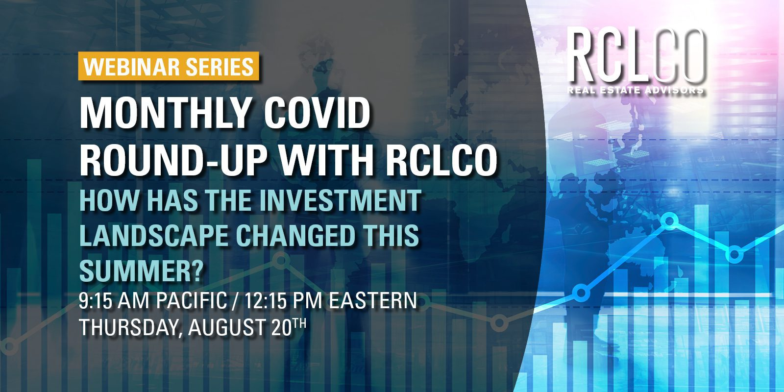 RCLCO COVID Round-Up: August 20, 2020