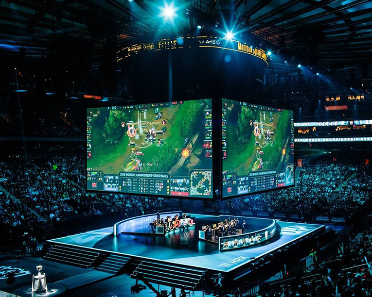 League of Legends Championship RCLCO Real Estate Advisors