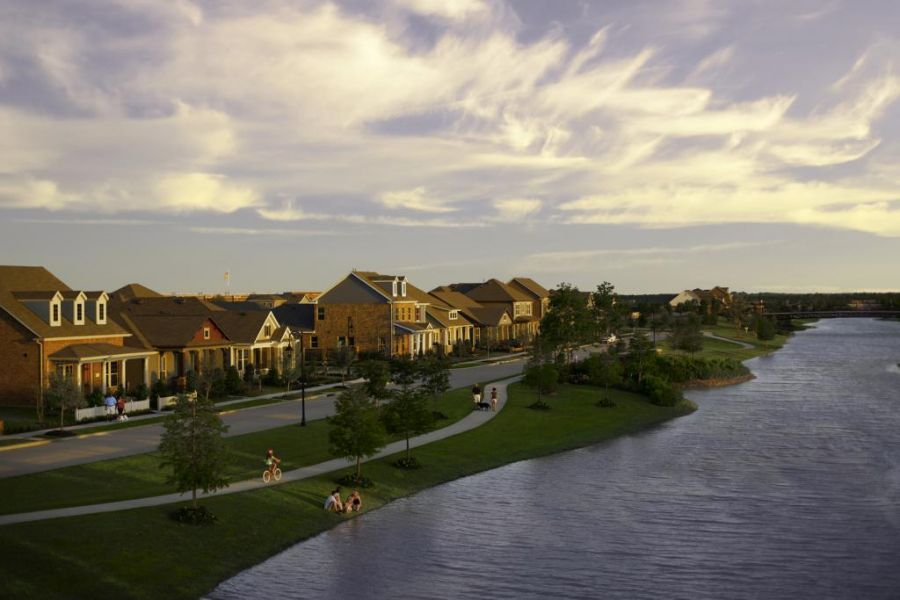 Bridgeland; Cypress, Texas