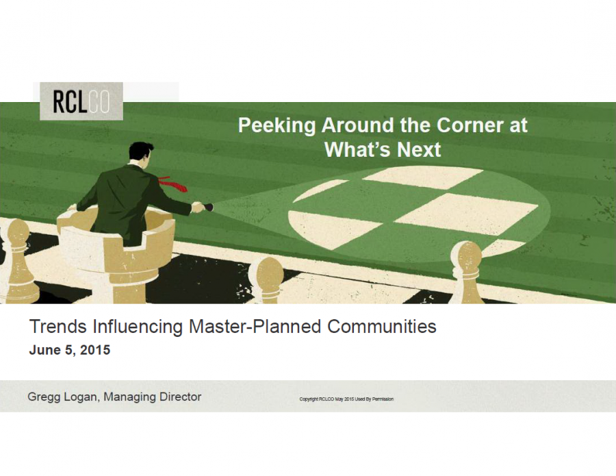 Peeking Around the Corner at What's Next: Trends Influencing MPCs