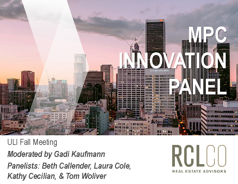 MPC Innovation Panel